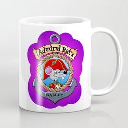 Admiral Rat's Galley Coffee Mug
