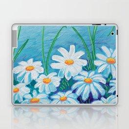Daises Laptop & iPad Skin