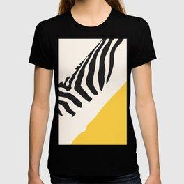 Zebra Abstract T-shirt