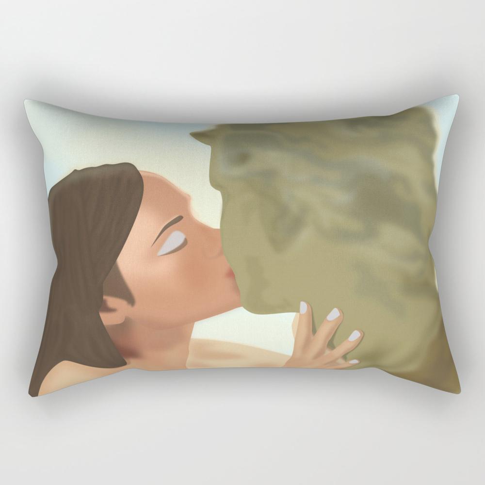 Stendhal Syndrome Decorative Pillow RPW8582562