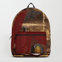 Fantasy world Backpack