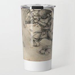 Samouraï Travel Mug