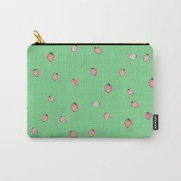 Strawberry Lady Carry-All Pouch
