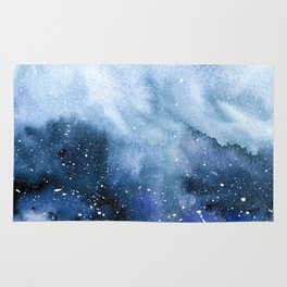 Oceanic Bloom Rug
