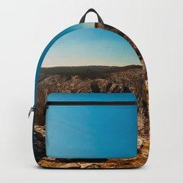 Sunny day in Val Rosandra Backpack