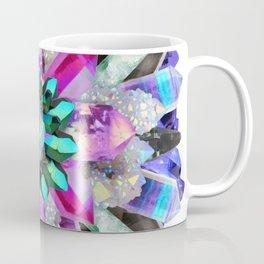 Dark Unicorn Mandala Coffee Mug