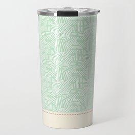 Mary - Mint and Cream Travel Mug