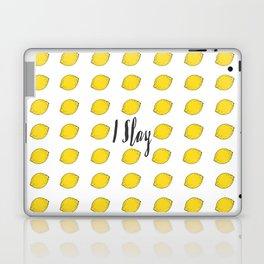 I Slay Laptop & iPad Skin