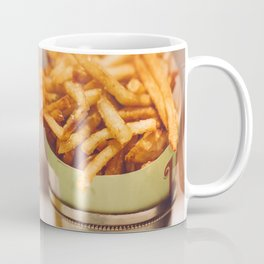 Fries in French Quarter, New Orleans Coffee Mug