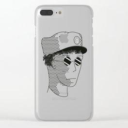 Sailor Clear iPhone Case