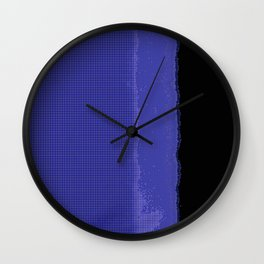 Divided95 Wall Clock