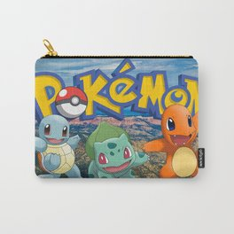 Pokémon in Bryce's National Park Carry-All Pouch