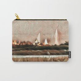 AUTUMN HARBOR Carry-All Pouch