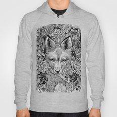 hidden fox Hoody
