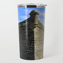Castillo de San Marcos VII Travel Mug