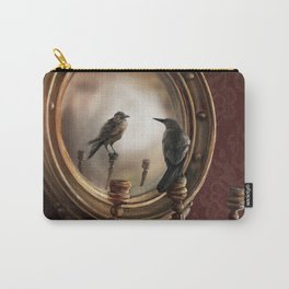 Brooke Figer - Reflection on Perception Carry-All Pouch