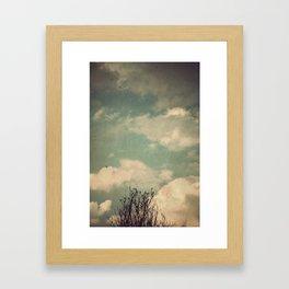 Unkindness Framed Art Print