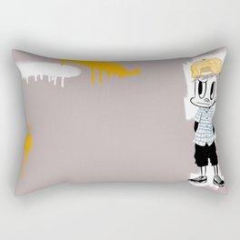 Basketboy Rectangular Pillow