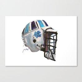 UNC Tarheels Bucket Canvas Print