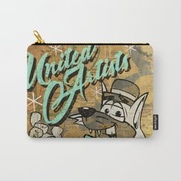 UA Cat Poster Carry-All Pouch