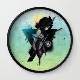 Ciara - Overdose Wall Clock