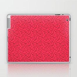 Strawberry Seeds Laptop & iPad Skin