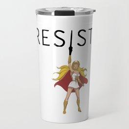 She-Ra says RESIST Travel Mug