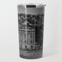 Chatsworth country house Travel Mug