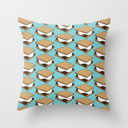 I Need S'more!!! Throw Pillow