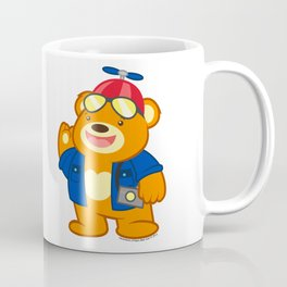 Nano Bear Coffee Mug