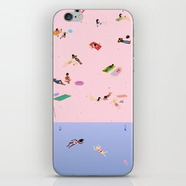 Coogee Beach iPhone Skin