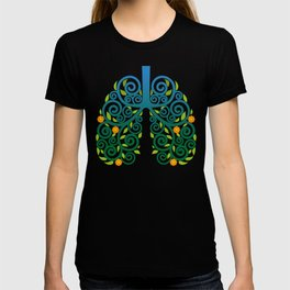 Healthy lung T-shirt