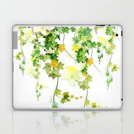 Watercolor Ivy Laptop & iPad Skin