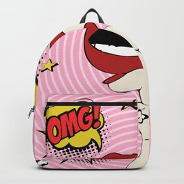 Pop Art Backpack