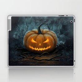 Halloween Pumpkin Laptop & iPad Skin
