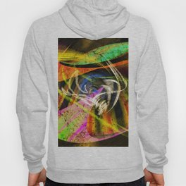 Insperation of colors Hoody