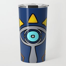 The Sheikah Slate Travel Mug