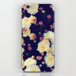 Mums in the Fall iPhone Skin