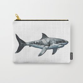 Great White (c) Carry-All Pouch