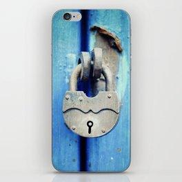 Unlock my fears iPhone Skin