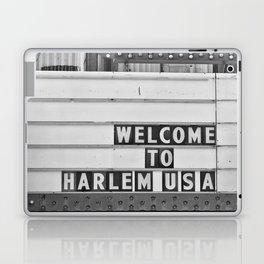 Welcome to Harlem Laptop & iPad Skin