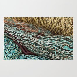 FISHING NET Rug