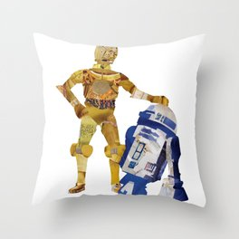Ultimate Bromance Throw Pillow