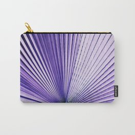 Art Palm Leaf Carry-All Pouch