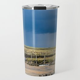 Distant Rains Travel Mug