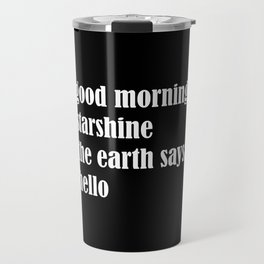 Starshine Travel Mug