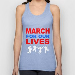 march for our live Unisex Tank Top