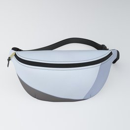 Moderninst Abstract Geometric Sculpture Fanny Pack