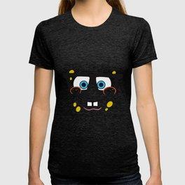 Spongebob Nerd Face T-shirt