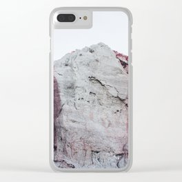 Paint Mines, CO Clear iPhone Case